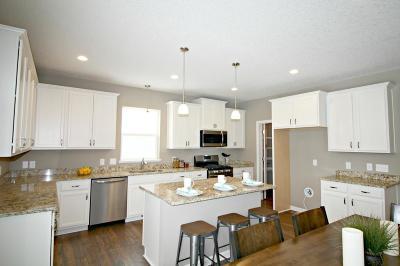 Hugo Single Family Home For Sale: 4818 141st Street N