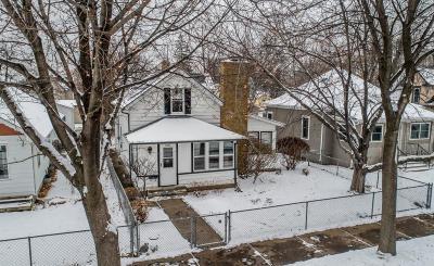Minneapolis Single Family Home For Sale: 3929 30th Avenue S