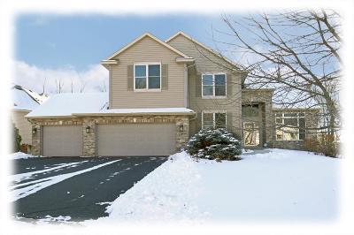 Single Family Home For Sale: 7553 Blackoaks Lane N