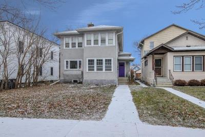 Saint Paul Multi Family Home Contingent: 2105 Selby Avenue
