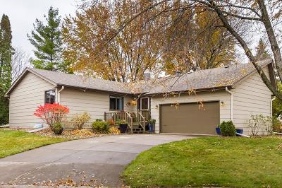 Waconia Single Family Home For Sale: 378 Lakeview Terrace Boulevard