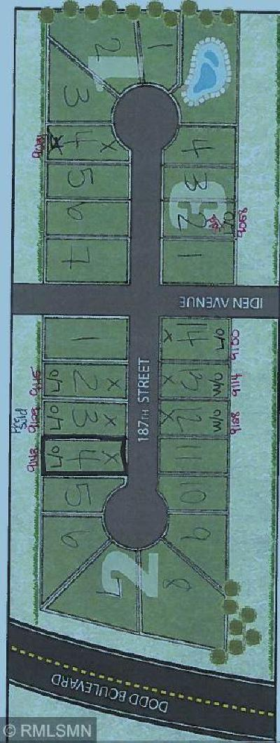 Lakeville Residential Lots & Land For Sale: 9143 187th Street W