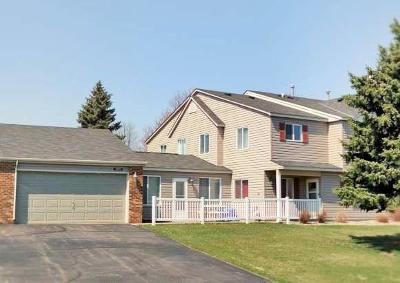 Apple Valley MN Condo/Townhouse For Sale: $210,000