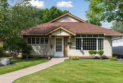 Minneapolis Single Family Home For Sale: 5518 Humboldt Circle