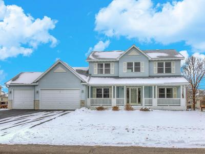 Brooklyn Park Single Family Home For Sale: 3306 98th Circle N