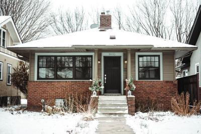 Saint Paul Single Family Home For Sale: 1440 Sargent Avenue