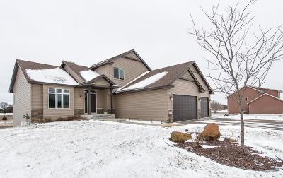 Oak Grove Single Family Home For Sale: 21587 Cottonwood Street NW
