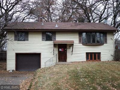 Coon Rapids Single Family Home For Auction: 419 111th Avenue NW