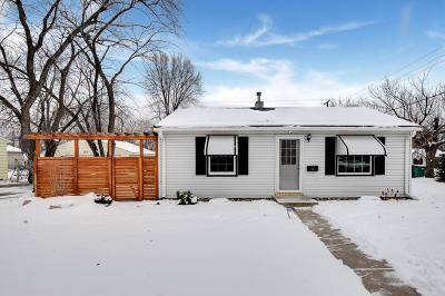 Bloomington MN Single Family Home For Sale: $219,900