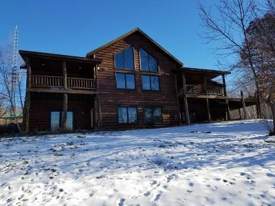 Crosslake Single Family Home For Sale: 37990 White Pine Trail