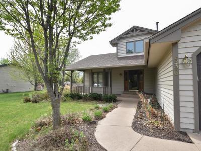 Shoreview Single Family Home For Sale: 530 Mackubin Circle