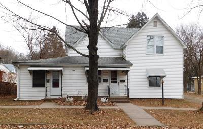 Menomonie Multi Family Home Contingent: 1308 11th Street E
