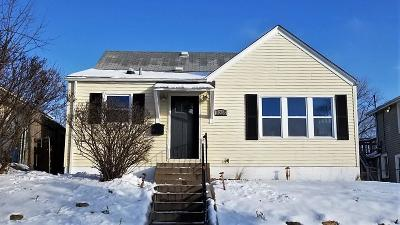 Minneapolis Single Family Home For Sale: 3235 Ulysses Street NE