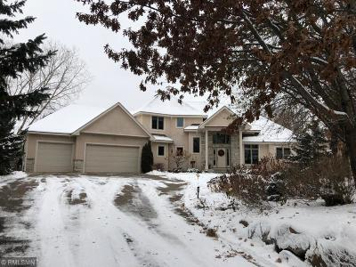Eagan Single Family Home For Sale: 4165 Cashell Glen