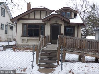 Minneapolis Single Family Home For Sale: 3530 Knox Avenue N