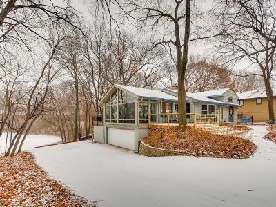 Eden Prairie Single Family Home Contingent: 16480 N Hillcrest Court