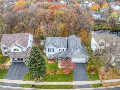 Eden Prairie Single Family Home For Sale: 9054 Belvedere Drive