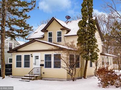 Saint Louis Park Single Family Home For Sale: 6310 W 33rd Street
