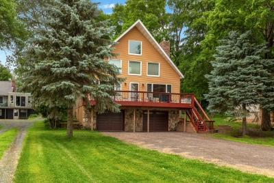 Forest Lake Single Family Home For Sale: 8100 N Shore Trail N