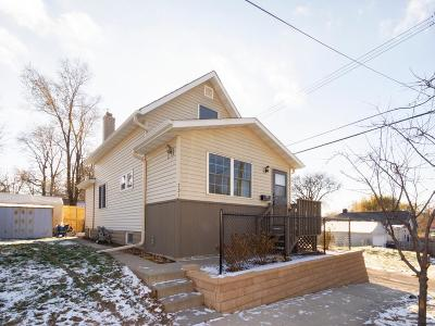 Minneapolis Single Family Home For Sale: 731 E 43rd Street