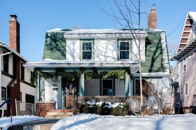Saint Paul Single Family Home For Sale: 1887 Ashland Avenue