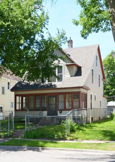 Minneapolis Single Family Home Contingent: 507 Newton Avenue N