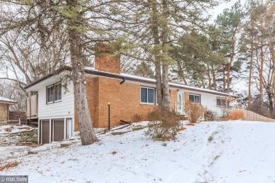 Vadnais Heights Single Family Home Contingent: 134 Martin Way