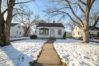 Brooklyn Center Single Family Home Contingent: 5439 Colfax Avenue N