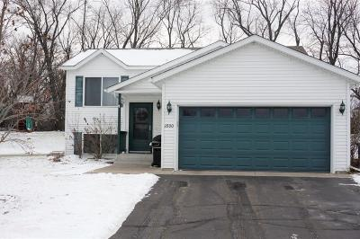 Sauk Rapids Single Family Home For Sale: 1600 Plum Court NE