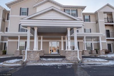 Isanti Condo/Townhouse Contingent: 610 Whiskey Road NE #312