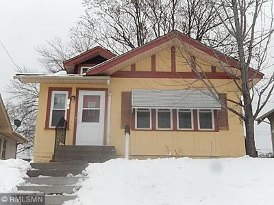Minneapolis Single Family Home Contingent: 3917 20th Avenue S