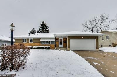 Crystal Single Family Home For Sale: 3316 Welcome Avenue N