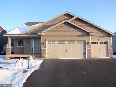 Sauk Rapids Single Family Home For Sale: 1816 Perennial Lane NE