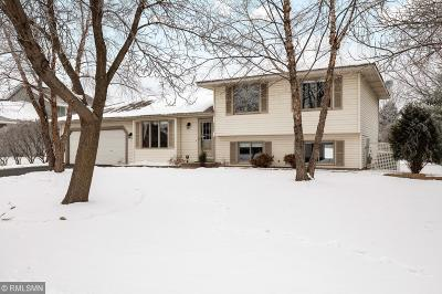 Rosemount Single Family Home Contingent: 3625 152nd Street W