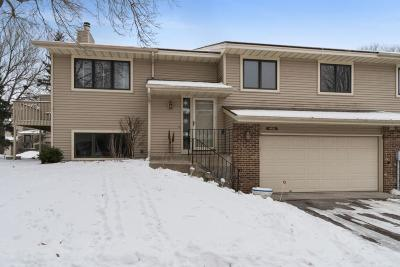 Apple Valley MN Condo/Townhouse For Sale: $192,000
