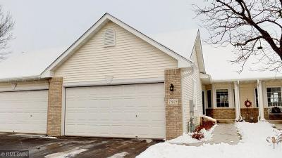 Inver Grove Heights Condo/Townhouse For Sale: 7309 Brittany Lane