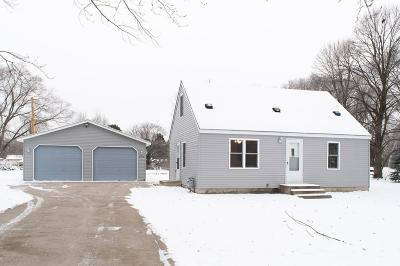 Lino Lakes Single Family Home Contingent: 6933 Lakeview Drive