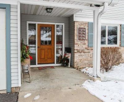 Eden Prairie Condo/Townhouse For Sale: 7276 Hunters Run