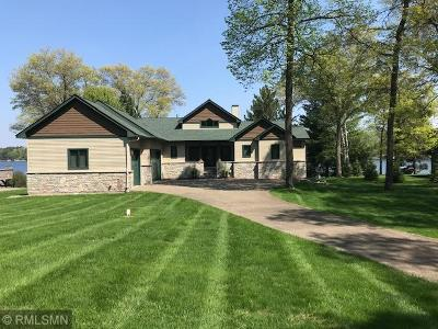 Brainerd, Nisswa, Baxter Single Family Home For Sale: 25584 Roy Lane