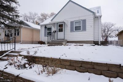 Minneapolis Single Family Home For Sale: 5504 37th Avenue S
