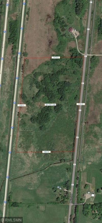 Pine City Residential Lots & Land Coming Soon: Xxx County Hwy 61