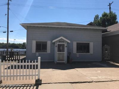 Alma Commercial For Sale: 200 N Main Street
