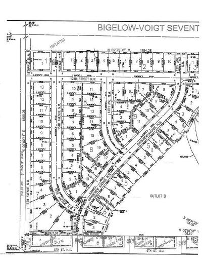 Kasson Residential Lots & Land For Sale: 1403 12th Street NW