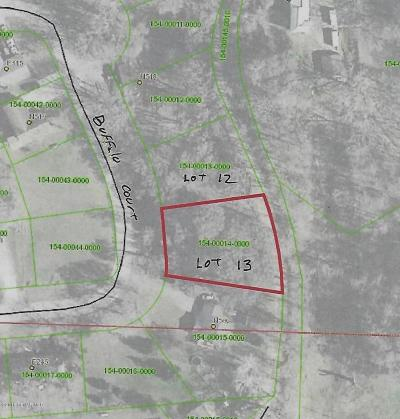 Nelson Residential Lots & Land For Sale: Lot 13 S Buffalo Court