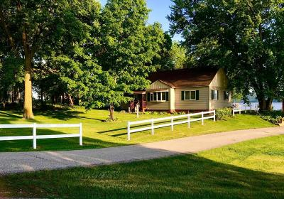 Pepin Single Family Home For Sale: W10203 State Hwy 35