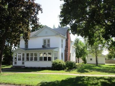 Wabasha Single Family Home For Sale: 429 Main Street W