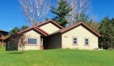 Menomonie Single Family Home For Sale: 1309 17th Avenue E