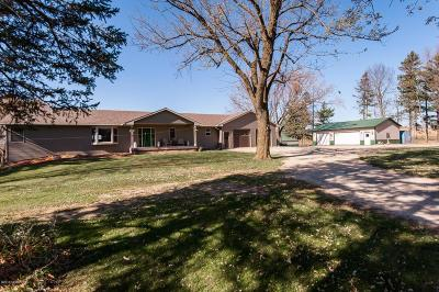 Single Family Home For Sale: 6005 Salem Road SW