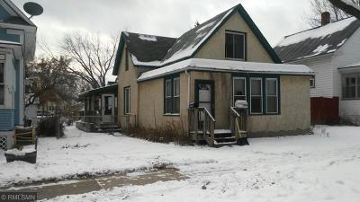 Minneapolis, Saint Paul Single Family Home Contingent: 774 Van Buren