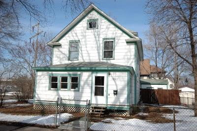 Saint Paul Single Family Home Contingent: 1663 Carroll Avenue